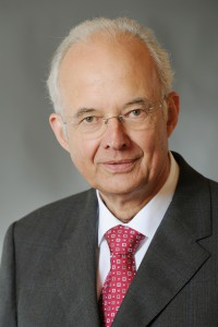 Prof. Dr. Paul Kirchhof - Schirmherr