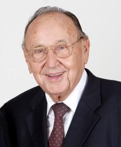 Bundesminister a.D. Hans-Dietrich Genscher - Freiheiter-Preisträger