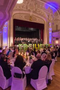 Festabend im Steigenberger-Kurhaussaal / Foto: Dominik Ketz