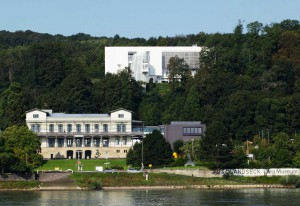 Arp Museum am Bahnhof Rolandseck